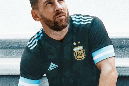 Camisetas de futbol Argentina 2020