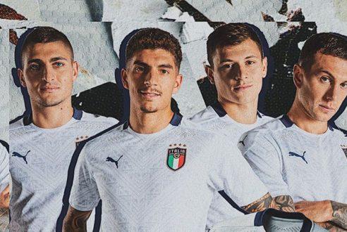 Camisetas de futbol Italia EURO 2020