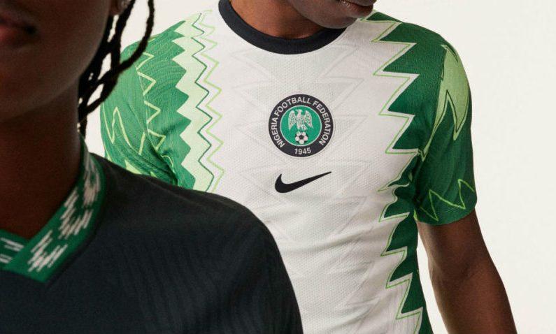 Camisetas de futbol Nigeria 2020
