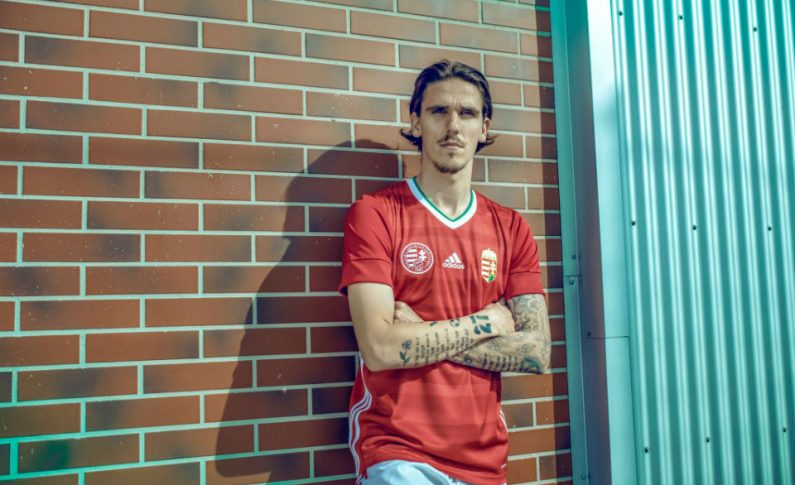 Camisetas de futbol Hungria EURO 2020
