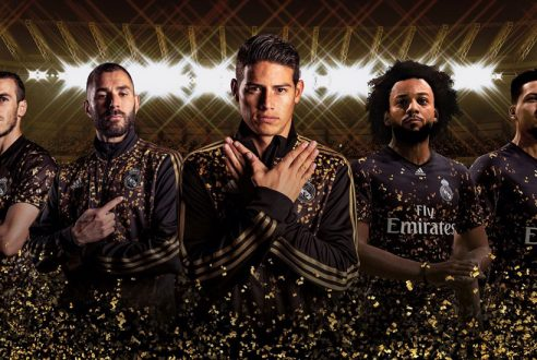 Camisetas de futbol Real Madrid X EA Sports 2020