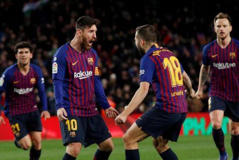 Barcelona sigue vendiendo entradas para Nápoles, no se espera que el partido esté vacío