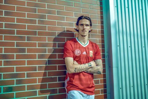 Camisetas de futbol Hungría 2020