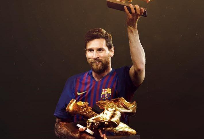 La Liga me temo que ningún jugador ha ganado European Golden Shoe por primera vez en 11 años