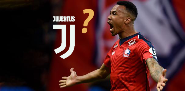 La Juventus quiere que el joven defensor del Lille, el Arsenal y el Everton lo sigan