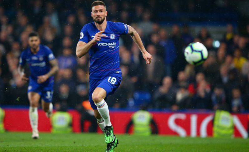 Giroud: Muy dispuesto a quedarse en el Chelsea, quiero ayudar al equipo a ganar el campeonato de la Copa FA