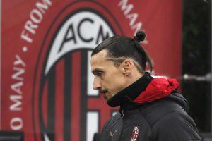 AC Milan Ibrahimović